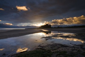 Bamburgh Castle, Northumberland Coast